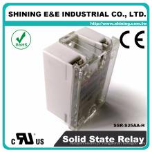 SSR-S25AA-H Novo 2014 Alibaba 25 Amp 25A Single Phase Relay SSR