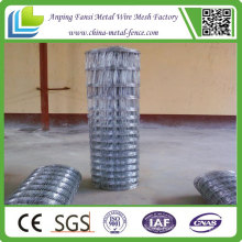 Galvanised Woven Wire Fence for Farm
