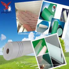 Reinforcement concrete alkali resistant fabric fiberglass mesh