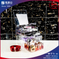 Acrylic Cosmetic/Makeup Organizer Jewelry Display Boxes Bathroom Storage Case