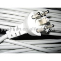 5 Cores Plug Power Cord for Holand style holland equipment use