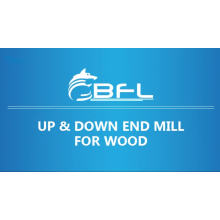 Фреза BFL из карбида вольфрама 2 с фрезерным покрытием DLC