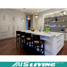 Mobília luxuosa dos armários de cozinha da cozinha europeia do estilo (AIS-K386)