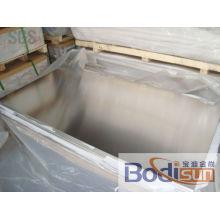 Hoja de aluminio acabado de molino 3003