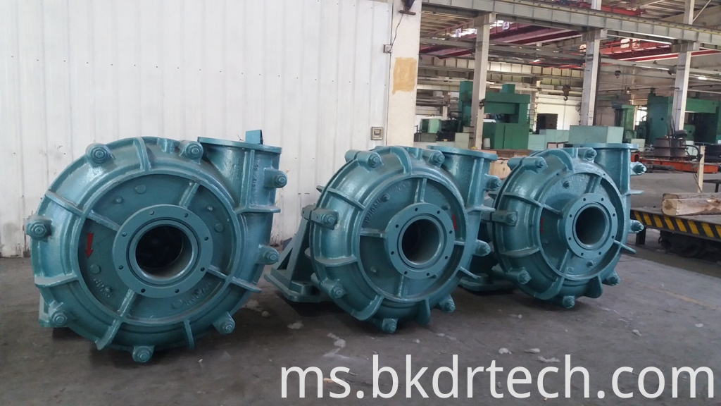 mill scale slurry pump