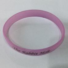 China Professionelle Herstellung Silikon Armband für Promotion Geschenk