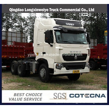 China Best Man HOWO T7h Tractor Truck with 6*4