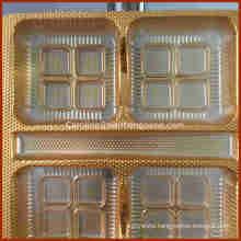 Rigid Plastic PVC Sheet Film Thermoform Film with Food Grade