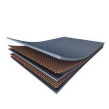 OEM Custom Coal Mining 4 Ply Rubber Conveyor Belt For Sale