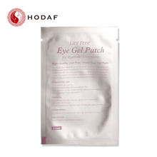 più sottile strumento patch lash Eyelash Pad Gel Patch Lint free Lashes Extension Mask Eyepads