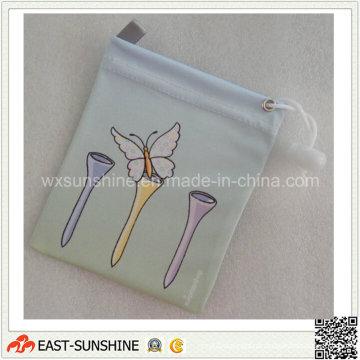 Bolsa de microfibra com design mais recente com conta (DH-MC0426)