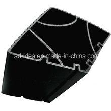Профиль PMMA / ПК, оптическая акриловая линия, пластиковый профиль (PLAD-004)