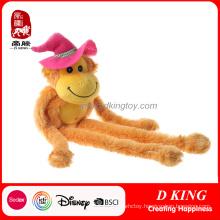 Long Arm and Long Leg Monkey Stuffed Animals Toys