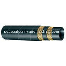 SAE100r2a High Pressure Rubber Hydraulic Hose