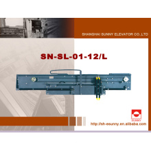 Reliable towed truck with unique security device Fermator lift door operator