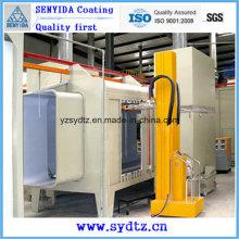 Machine de pulvérisation automatique à peinture électrostatique Hot Spray 2016
