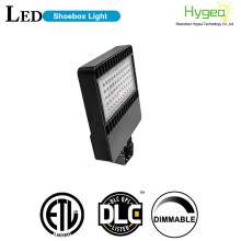 alumbrado exterior con luz de estacionamiento IP65 LED regulable
