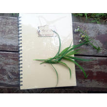 Wholesale Quality Kraft Paper Cover A4 / A5 Notebooks