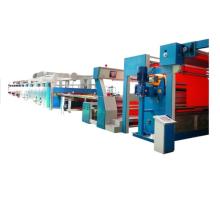 Máquina de colocación de stenter de gas natural maquinaria textil