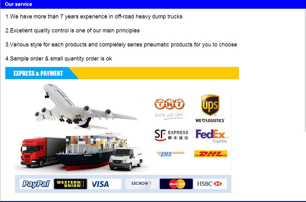 Terex Shipping