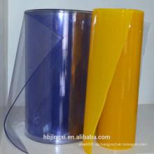 Buntes weiches PVC-Vorhang-Blatt / Rolle