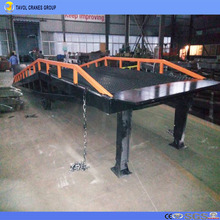 Manual Mobile Loading Dock Ramps for Sale