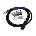 36KD MIG Welding Torch With 3M 4M 5M Cable Length