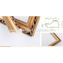 Wood frame picture frame picture frame edge article