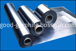 Wide Flexible Graphite Coil