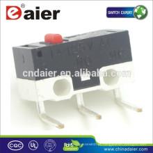 Mini-micro-interruptor Daier KW10-Z0R