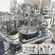 Nicht-Standard-Montageautomat für Duschkopf