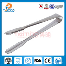 wholesale small stainless steel beer bong ,ice tong