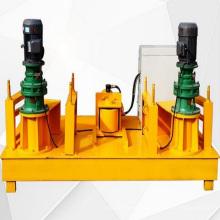 Dobladora automática de perfiles hidráulicos