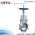 API Cast Iron Multi-Seat Knife Gate Valve