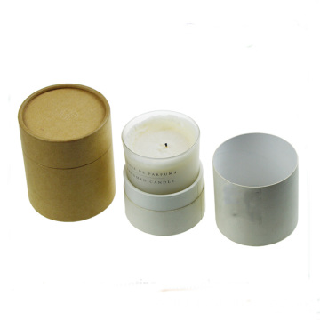 Venta al por mayor Custom Candle Wax Packaging Container