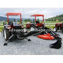 Heckbagger für Foton & LZ & TS & Jinma Traktoren