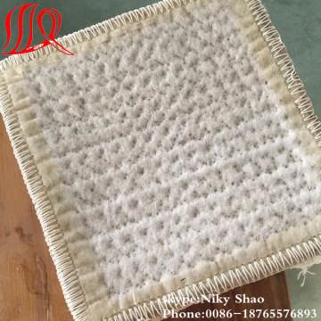 Sodium Bentonite Waterproofing Blanket Mat Geosynthetic Clay Liner Gcl for Waterproofing