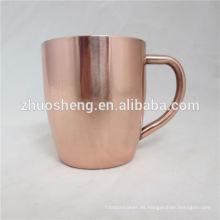regalo de graduación Amazonas caliente mula superventas taza cobre
