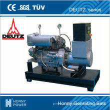 CE e ISO Deutz ar refrigerado gerador (15kVA - 103kVA, 60kVA - 625kVA)
