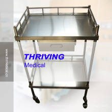 Trolley do tratamento do hospital (THR-MT024)