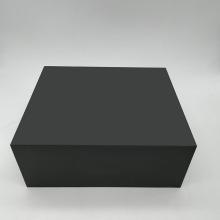 Custom Black Luxury Denture Cardboard Box