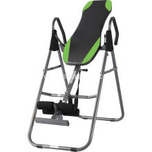 Bodybuilding inversion table hammer strength exercise