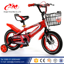 2014 дети велосипед красный tueb Рональда Детский велосипед в yimei производство/поставка фабрики сразу ягнится велосипед /14 дюймов красочные мальчик на велосипеде BMX