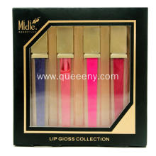 6 Piece lip gloss collection