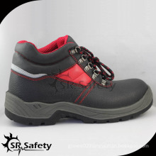 comfortable beatiful economic steel /composite toe cap safety boots