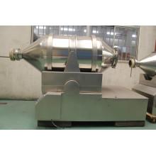 Máquina mezcladora de movimiento bidimensional