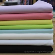 100% tela de popelina de algodón para la camisa