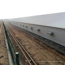 Construcción de Fram de aves de corral de Qingdao China para One Stop Service