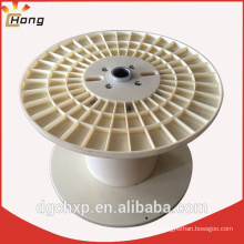 large plastic reel for electric cable wire