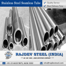 Duplex Stainless Steel Seamless Tube 310L at Good Price from Indian Dealer